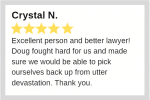 Rear end collision attorney review