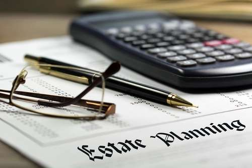Estate planning ensures your loved ones will know what your last wishes are.