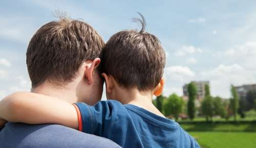 Guardianships on minors are appointed by the court.