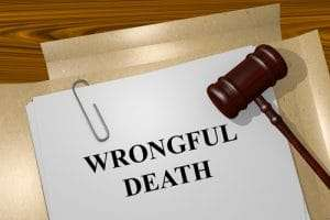 A wrongful death claim has four vital components.