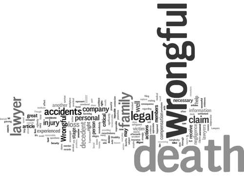 Dealing with a wrongful death suit is a difficult time.